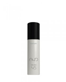 Kemon And gelwax 45 (Моделирующий гель-воск для создания объема и придания блеска), 100 мл - купить, цена со скидкой