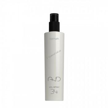 Kemon And vol spray 34 (Спрей для объема), 200 мл - купить, цена со скидкой