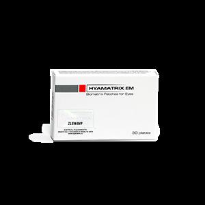 HYAMATRIX EM / Биоматрица патчи для глаз / (30 шт)             - купить, цена со скидкой