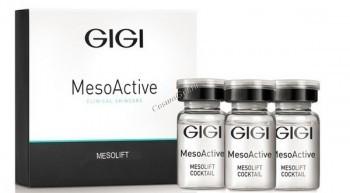 GIGI Ma mesolift cocktail ( Интенсивная anti-age терапия Мезолифтинг), 8 мл - купить, цена со скидкой