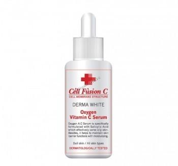 Cell Fusion C Oxygen vitamin C serum (Кислородная сыворотка с витамином С), 60 мл - купить, цена со скидкой