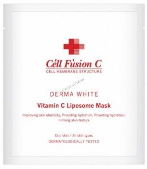 Cell Fusion C Vitamin C liposome mask (Липосомальная увлажняющая маска с витамином С), 20 г*5 шт - купить, цена со скидкой
