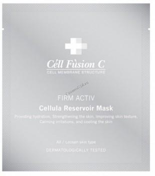 Cell Fusion C Cellular reservoir mask (Липосомальная  маска с микроэлементами), 35 г*4 шт. - купить, цена со скидкой