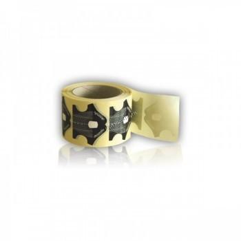 Alessandro Template (Трафареты для моделирования ногтей), 1 шт - купить, цена со скидкой