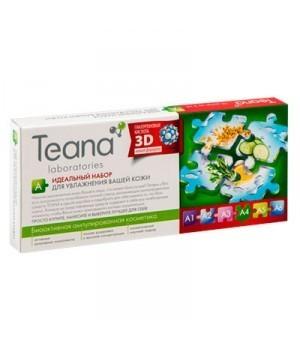 """Teana """"А"""" Идеальный набор для увлажнения кожи - купить, цена со скидкой"""