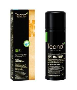 Teana/ F2 Агат Магриба  - Массажный мультиламеллярный моделирующий крем для лица с драгоценным маслом Арганы, 150 мл - купить, цена со скидкой