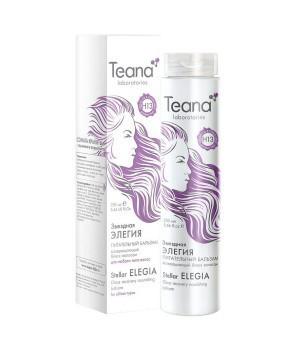 Teana / «Звездная элегия» Питательный бальзам, возвращающий блеск волосам с Аргановым маслом и Ромашкой, 250 мл - купить, цена со скидкой