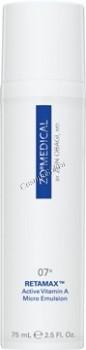 ZO Skin Health Medical retamax (Микроэмульсия с активным витамином А), 75 мл. - купить, цена со скидкой