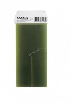 Kapous Жирорастворимый воск с ароматом авокадо в картридже, 100 мл. - купить, цена со скидкой