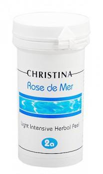 """Christina rose de mer light intensive herbal peel (Натуральный мягкий пилинг """"Роз де Мер""""), 100 мл. - купить, цена со скидкой"""
