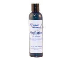 Keyano Aromatics Meditation Massage Oil (Массажное масло  «Медитация»), 226мл. - купить, цена со скидкой