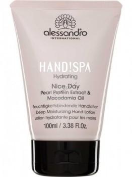 Alessandro Hydrating nice day (Увлажняющий лосьон для рук), 100 мл - купить, цена со скидкой