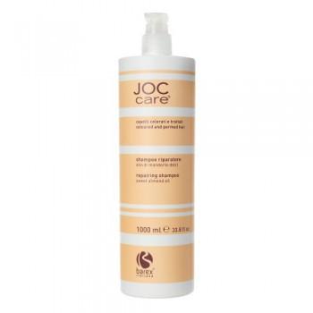 Barex Шампунь для окрашенных волос и с химической завивкой с маслом миндаля 1000мл - купить, цена со скидкой