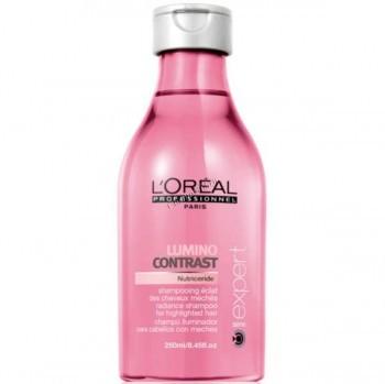 L'Oreal Professionnel Lumino contrast shampoo (Шампунь-сияние Люмино Контраст), 250 мл - купить, цена со скидкой