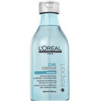 L'Oreal Professionnel Curl contour shampoo (Шампунь Керл Контур для вьющихся волос), 300 мл. - купить, цена со скидкой