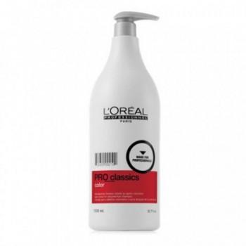 L'Oreal Professionnel Шампунь Про Классикс колор после окрашивания и для окрашенных волос 1500 мл. - купить, цена со скидкой