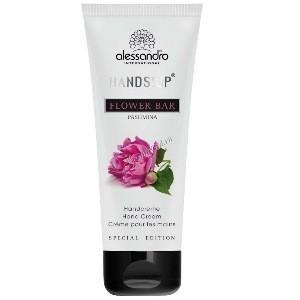 Alessandro Pashmina hand cream (Ароматерапевтический увлажняющий крем для рук Пион), 75 мл - купить, цена со скидкой
