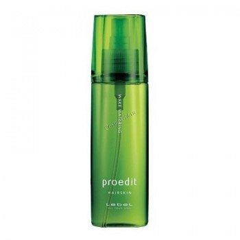 Lebel Proedit hair skin wake watering (Пробуждающий термальный лосьон), 120 гр. - купить, цена со скидкой