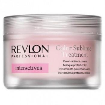 Revlon Professional color sublime treatment (Крем для придания блеска окрашенным волосам) - купить, цена со скидкой
