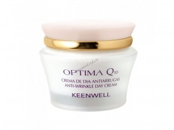 KEENWELL Optima Creama de Dia Antiarrugas – Дневной укрепляющий крем против морщин 50 мл. - купить, цена со скидкой