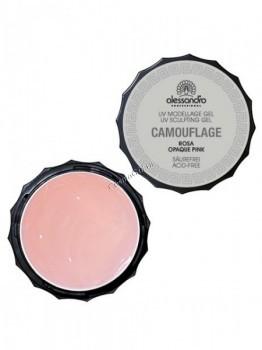 Alessandro Modellage gel rose (Гель для коррекции ногтевой пластины розового цвета), 100 г - купить, цена со скидкой