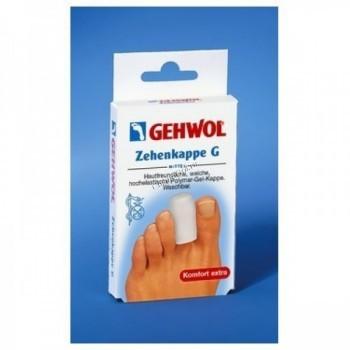 Gehwol G колпачок  на палец, средний, 6 шт. - купить, цена со скидкой