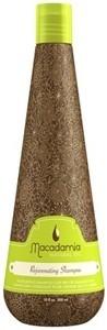 Macadamia Natural Oil Шампунь восстан с маслом арганы и макадамии 300мл - купить, цена со скидкой