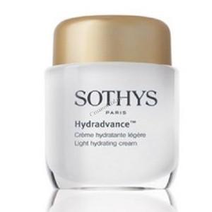 Sothys Light hydrating cream (Гидрогенерирующий крем), 50 мл. - купить, цена со скидкой