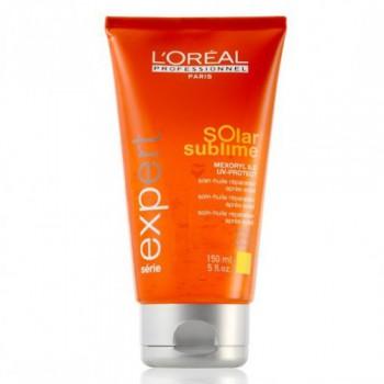L'Oreal Professionnel Expert Solar Sublime Соляр Сублим - Питательный смываемый уход с маслами для окрашенных волос 150 мл - купить, цена со скидкой