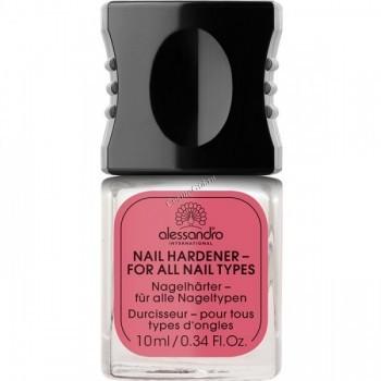 Alessandro Prm nail hardener for all nail typ (Средство для укрепления всех типов ногтей), 10 мл - купить, цена со скидкой