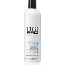 """Tigi Pro Moisture&shine (Шампунь увлажняющий для нормальных и сухих волос """"Увлажнение и сияние"""") - купить, цена со скидкой"""