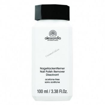 Alessandro Refill pack acetone-free (Жидкость для снятия лака без ацетона), 3 л - купить, цена со скидкой