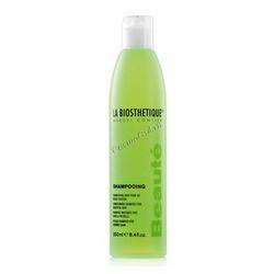 La biosthetique hair care daily care shampooing beaute (Шампунь фруктовый для всех типов волос), 250 мл. - купить, цена со скидкой