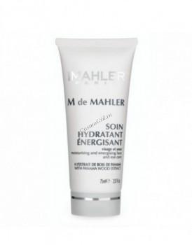 Simone Mahler  M de mahler soin hydratant energisant for man (Мужской увлажняющий крем для лица), 75 мл. - купить, цена со скидкой
