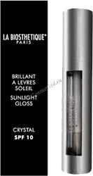 La biosthetique make-up sunlight gloss crystal christmas edition (Солнцезащитный блеск для губ spf-10), 4,5 мл - купить, цена со скидкой
