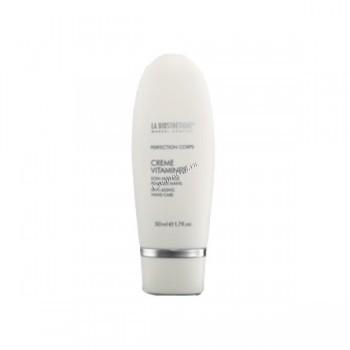 La biosthetique skin care methode anti-age creme vitamine (Легкий регенерирующий крем для рук с витаминами регулирующий меланогенез) - купить, цена со скидкой
