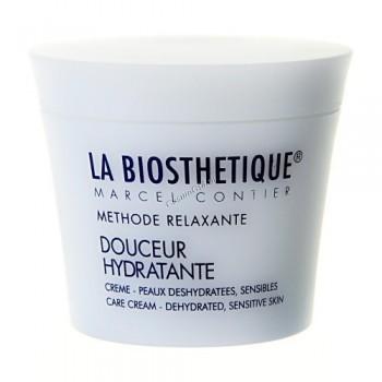 La biosthetique skin care methode anti-age douceur hydratante creme (Регенерирующий,увлажняющий крем для чувствительной, обезвоженной кожи), 30 мл. - купить, цена со скидкой