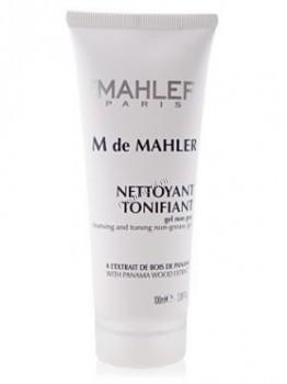 Simone Mahler m de mahler gel nettoyant tonifiant for men (Средство для умывания для мужчин), 100 мл. - купить, цена со скидкой