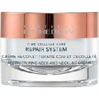 Esthederm Restructuring Neck and Neckline Treatment Cream Восстанавливающий крем для шеи и декольте 50 мл. - купить, цена со скидкой