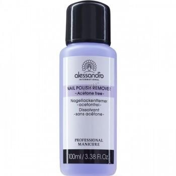Alessandro Prm nail polish remover (Жидкость для снятия лака без ацетона), 100 мл - купить, цена со скидкой