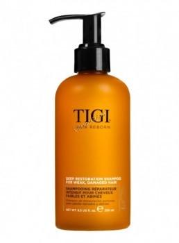 Tigi Hair Reborn deep restoration conditioner (Глубоко восстанавливающий кондиционер), 250 мл   - купить, цена со скидкой