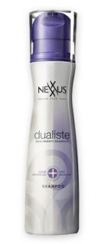 Nexxus Dualiste Шампунь Защита Цвета + Анти-Ломкость, 325 мл. - купить, цена со скидкой