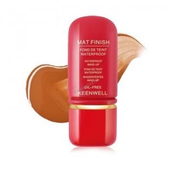 Keenwell Mat finish fix (Матирующий влагостойкий макияж № 5), 50 мл. - купить, цена со скидкой