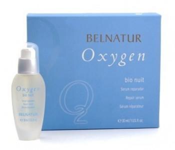 Belnatur Bio Nuit - Кислородонасыщающая сыворотка для обезвоженной и задыхающейся кожи 30 мл - купить, цена со скидкой