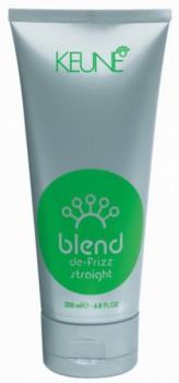 Keune blend de-frizz straight (Крем «Контроль»), 200 мл - купить, цена со скидкой