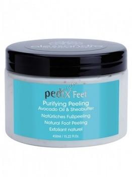Alessandro Pedix detox peeling (Гель-пилинг для ног), 450 г - купить, цена со скидкой