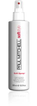 Paul Mitchell Финиш-спрей легкой фиксации Soft Spray 100 мл. - купить, цена со скидкой