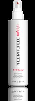 Paul Mitchell Финиш-спрей легкой фиксации Soft Spray 250 мл. - купить, цена со скидкой