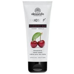 Alessandro Harmony bar vanilla-cherry hand cream (Ароматерапевтический увлажняющий крем для рук Ваниль и вишня), 75 мл - купить, цена со скидкой