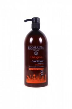 EGOMANIA Кондиционер с маслом облепихи для тонких, ломких и окрашенных волос, 1000 мл - купить, цена со скидкой